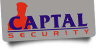 Captal Security | Φυλάξεις κτιρίων – Περιπολίες – Συστήματα Συναγερμού Logo